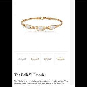 Ronaldo bracelet- The Bella